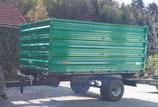 Lesko 3. Reihen Wände zu 8-Tonnen 1-Achs-Kipper