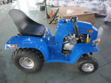 Kindertraktor 110cc, blau