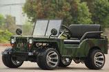 Mega-SUV mit Alufelgen, 150cc