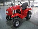 Kindertraktor 110cc, rot
