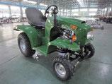 Kindertraktor 110cc, grün