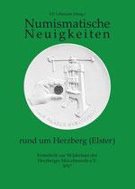 Numismatische Neuigkeiten rund um Herzberg (Elster)