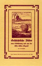 Geschichtliche Bilder vom Südfläming und aus der Elbe-Elster-Gegend