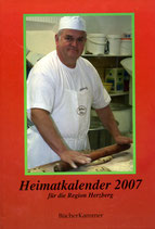 Heimatkalender 2007 für die Region Herzberg