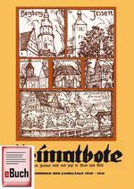 Heimatbote 1930-1941 (eBuch)