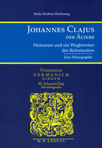 Johannes Clajus der Ältere
