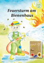 Feuersturm am Bienenhaus