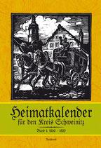 Heimatkalender für den Kreis Schweinitz