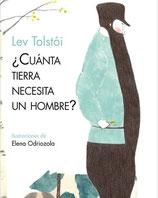 ¿Cuánta tierra necesita un hombre? /  Lev Tolstói