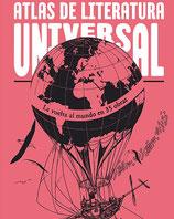 Atlas de Literatura Universal /  Alonso LLamazares