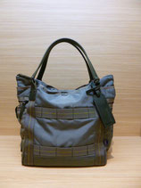 HARVEST LABEL × Barbe-Bleue FOLDTOP TOTE