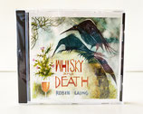 CD Robin Laing - Whisky and Death