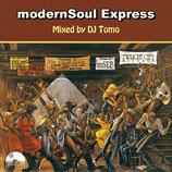 modernSoul Express / Mixed By DJ Tomo