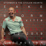 STORMER & THE STOLEN HEARTS / TAKE BY STORM CD /LOUNDRYTHMトートバッグ セット