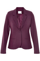 Jillian Blazer - dark jewel - Kaffe