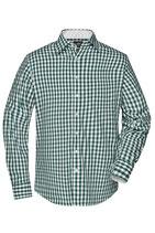 Men Checked Shirt Hemd