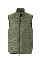 Men Lightweight Vest Olive