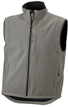 Men Softshell Vest