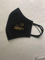 "Corona-Maske ""TROIaner"" Baumwolle"