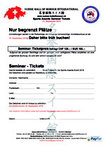Eventticket Seminar