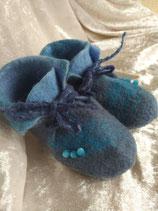 Babyfinkli Mittelblau