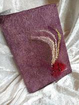 Notizbuch violett