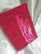 Notizbuch rot