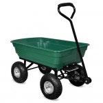 Chariot de transport 4 roues / Basculante