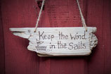 """Keep the wind..."""