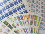 LOT #3 : FRANCE timbres sous faciale 4.000€ avec 15% TVP validé permanente et 25% € euros