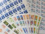 LOT #2 :FRANCE timbres sous faciale 2.000€ avec 15% TVP validé permanente et 25% € euros