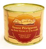 sauce Périgueux au foie-gras et à la truffe 200g