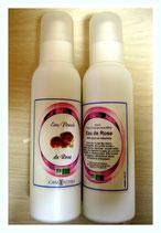 Hydrolat eau florale de Rose Bio