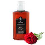 Rosen-Massageöl