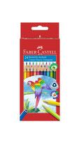 Buntstifte Faber Castell 24er
