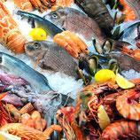 Fisch & Meeresfrüchte am 'Tag des Fisches'