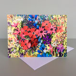 Mad Meadow Greeting Card
