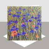 Cornflowers Greeting Card