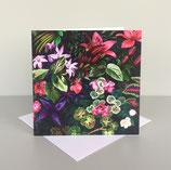 Pavilion Garden Botanicals Greeting Card