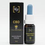 Bio Hanfsamen-ÖL mit 20% CBD
