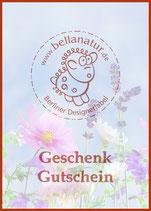 Gutschein / Gift Cards
