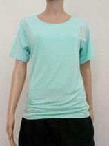 Modal-Shirt mintgrün