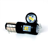PR21/5W / BAY15D LED Birne ROT