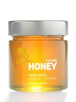 Miel de THYM de Crète 100% naturel