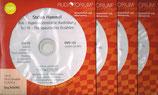 Ausbildung Therapeutisches Erzählen Teil III; 4 DVDs, ca. 817 min Spielzeit