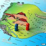 """""""Die Insel der Liebe"""" Paartherapeutische Landkarte"""