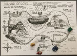 """Island of Love"" -  Couple Therapeutic Map (english)"