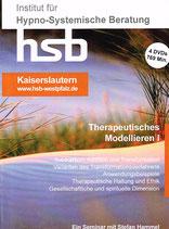 Ausbildung Therapeutisches Modellieren Teil I (2016), 4 DVDs ca. 769 min Spielzeit