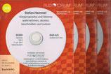 Ausbildung Therapeutisches Modellieren; 4 DVDs, ca. 848 Min. Spielzeit