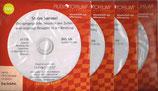 Therapiegespräche zwischen den Zeilen - vom ungesagt Gesagten in der Beratung, 4 DVDs, ca. 624 min Spielzeit.